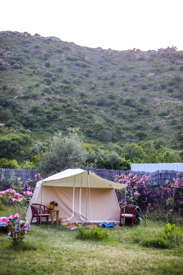 Büyük Kamp Çadırı